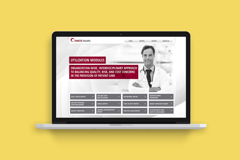 Web UX / Healthcare