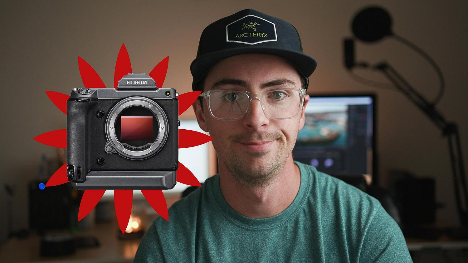 Fuji GFX 100 camera announcement and thoughts!