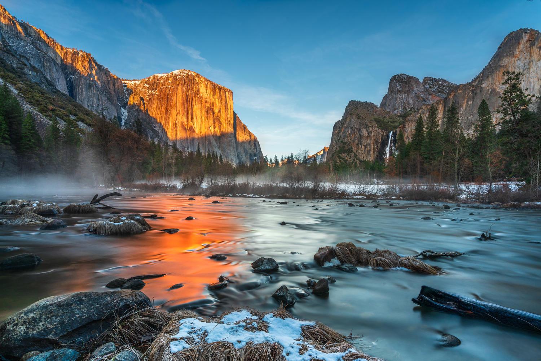 Yosemite & Frisco Collection