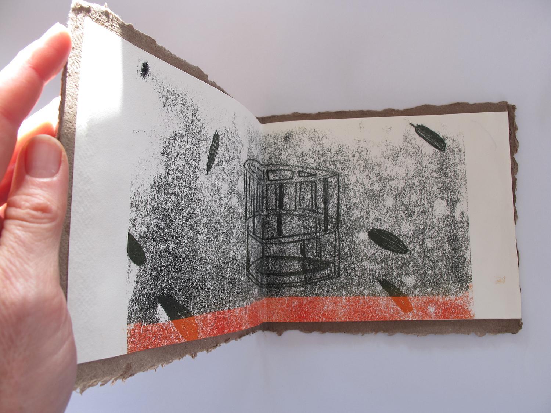 Falling (artist book)