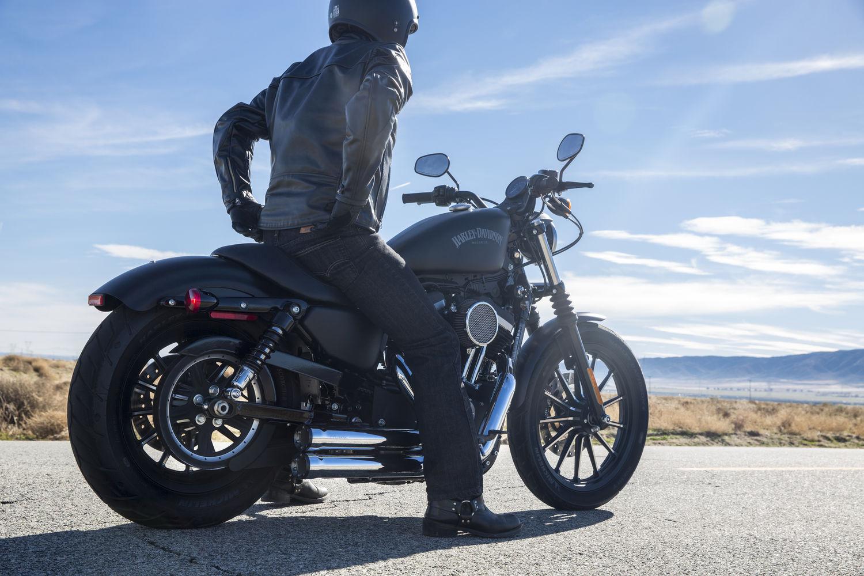 Harley-Davidson Cobra exhausts