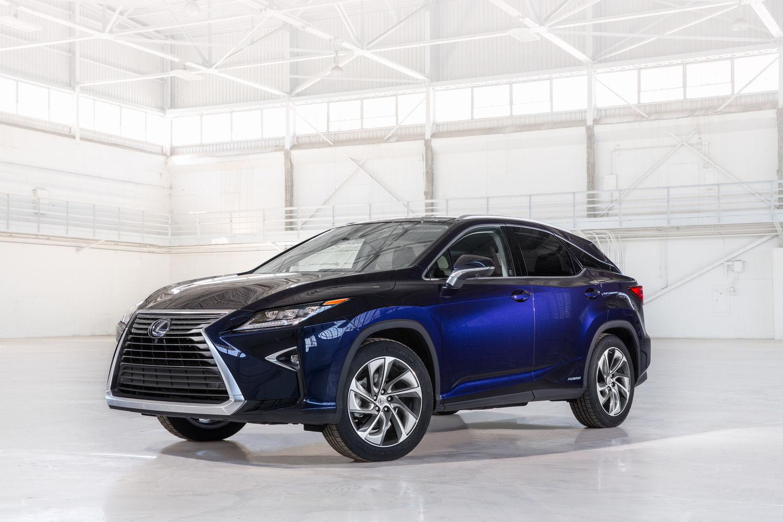 Lexus RX Hybrid 2016