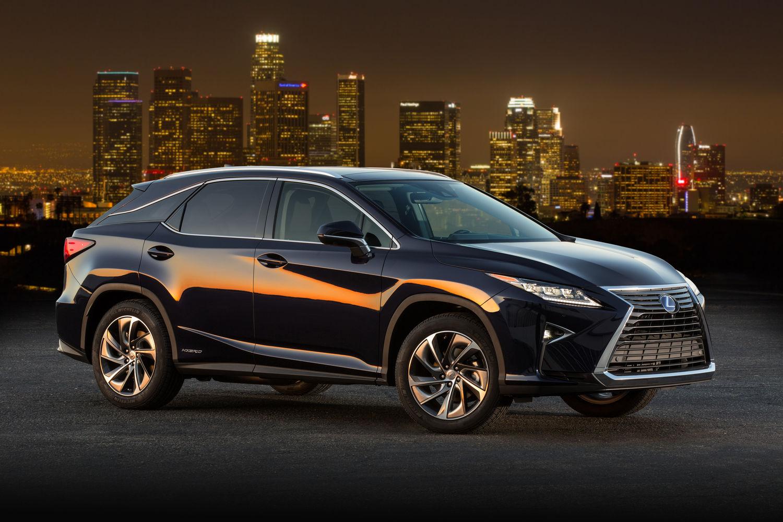Lexus RX Los Angeles