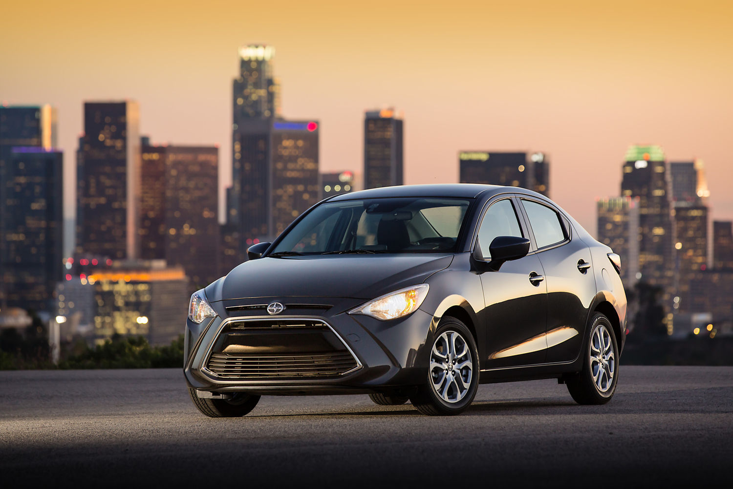 Scion iA Los Angeles