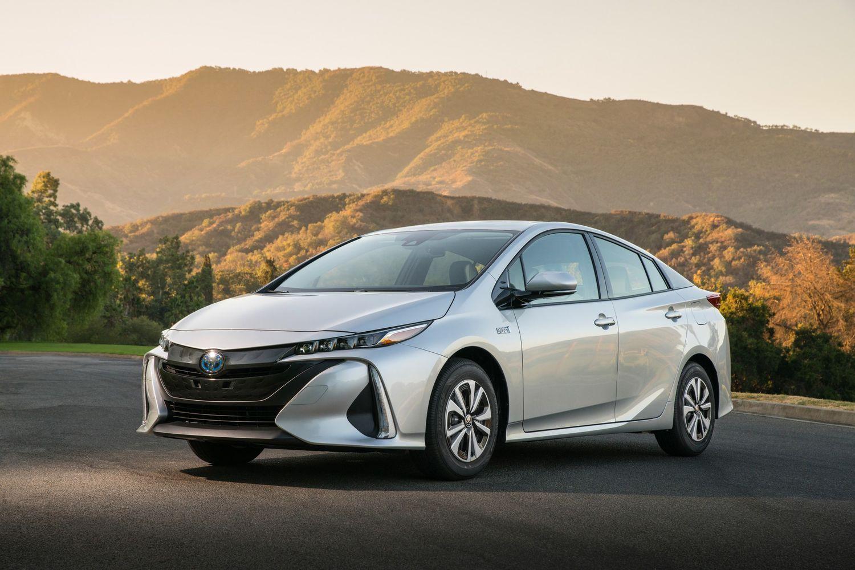 2017 Toyota Prius Prime Launch, Ojai, California.