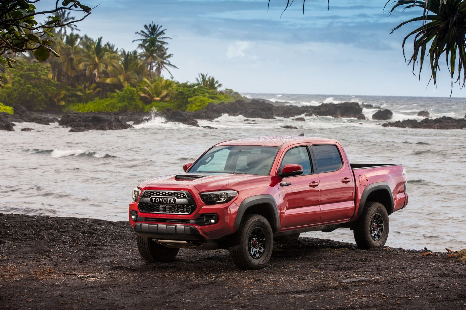 Toyota Tacoma TRD Pro Launch