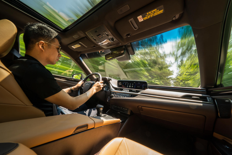 David Dewhurst Photography 2019 Lexus ES