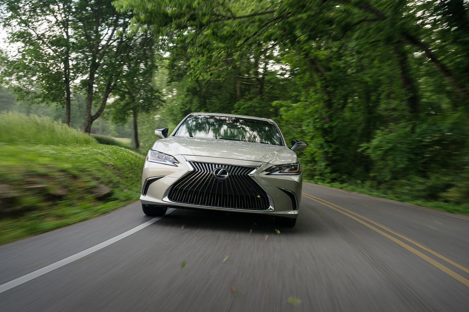 David Dewhurst Photography 2019 Lexus ES