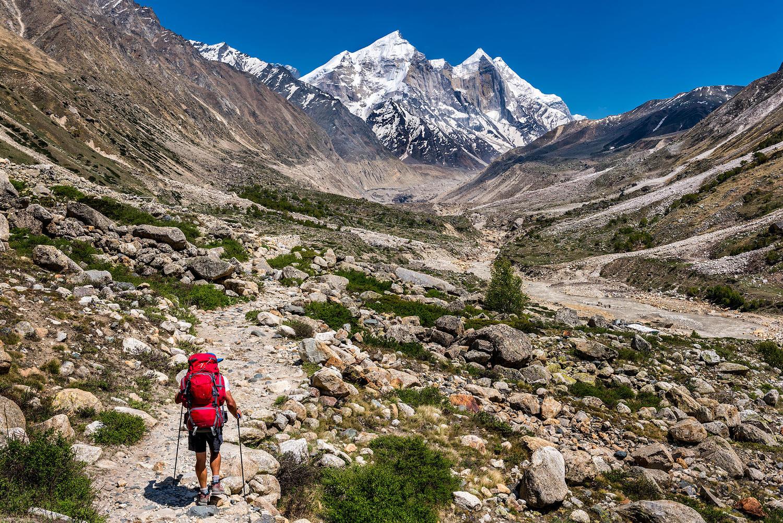 Bhagirathi valley & Peaks