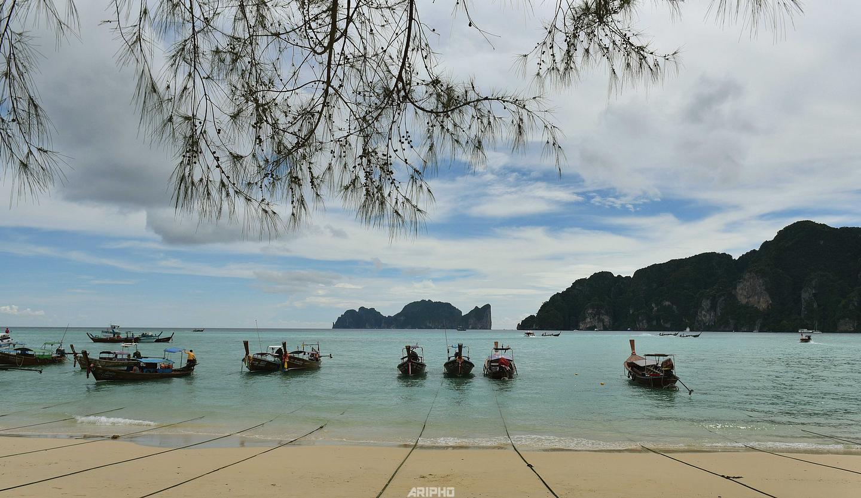 Phi Phi Island 2018