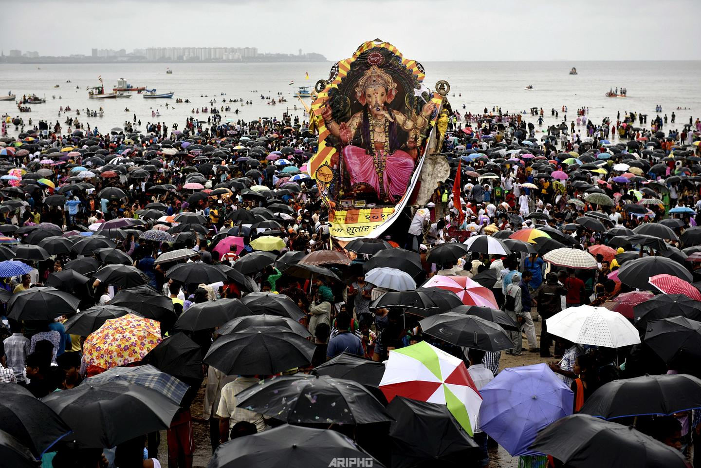 Ganpati Immersion