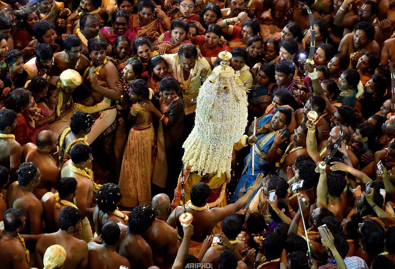 Bengaluru Karaga Festival