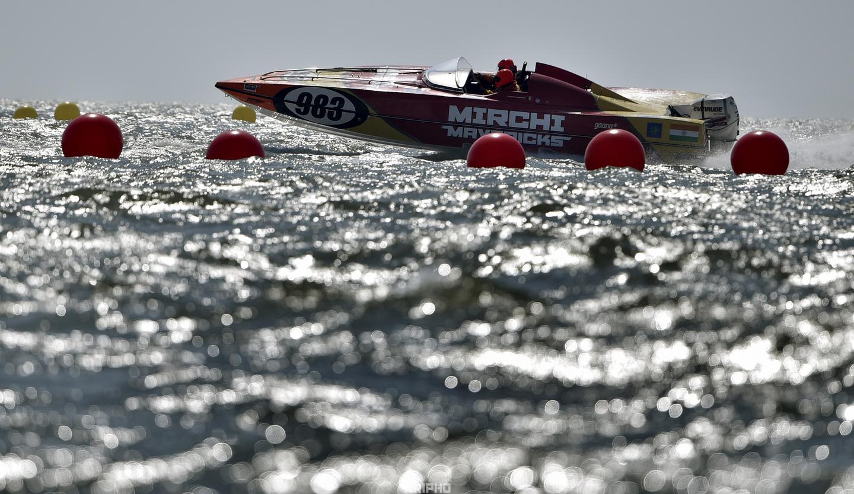 Powerboat Race