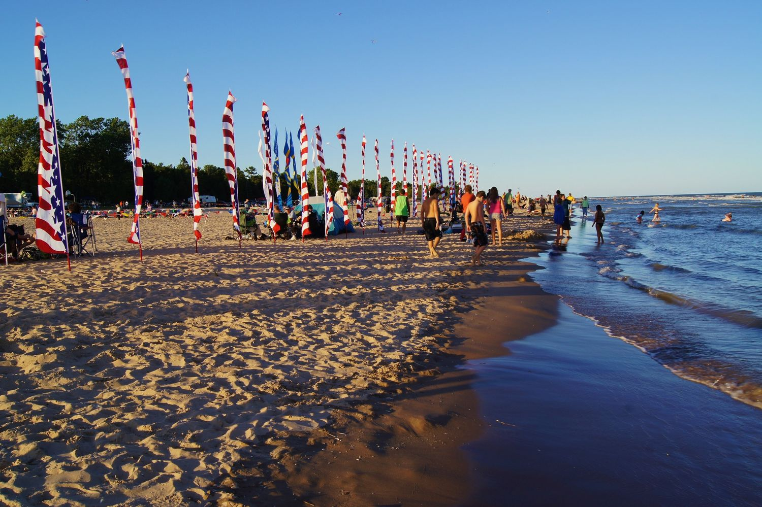 Kites Over Lake Michigan Collection