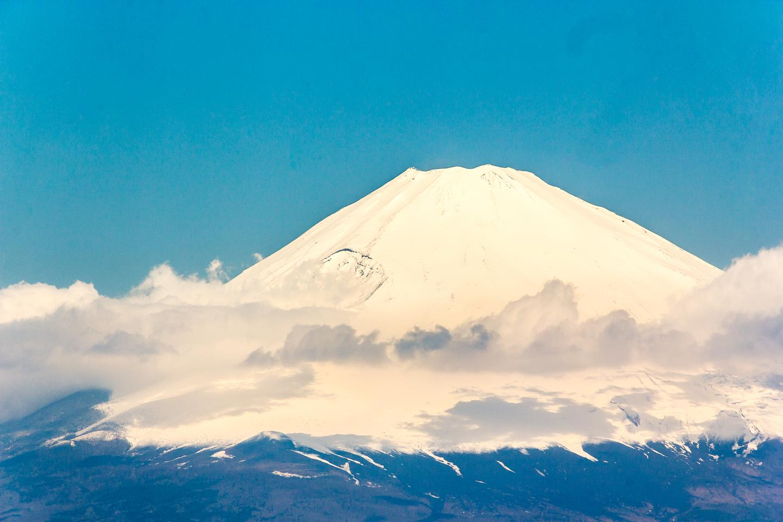 Finally Fuji