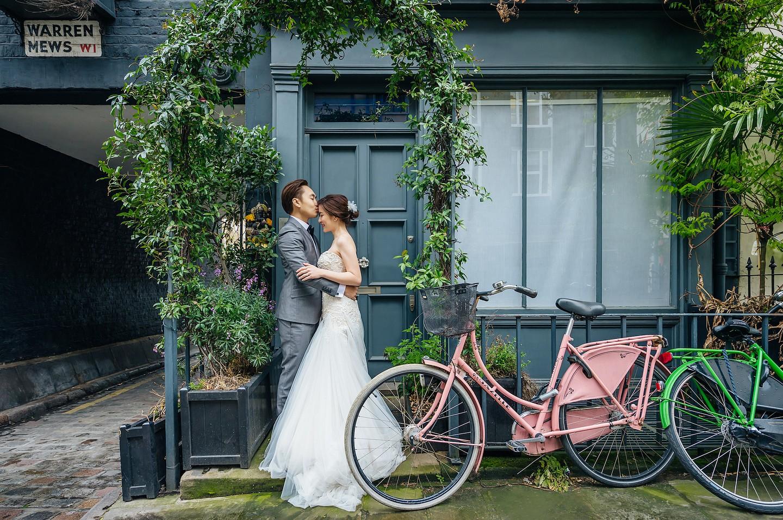London Pre-Wedding Shoot - Ikin Yum Photography