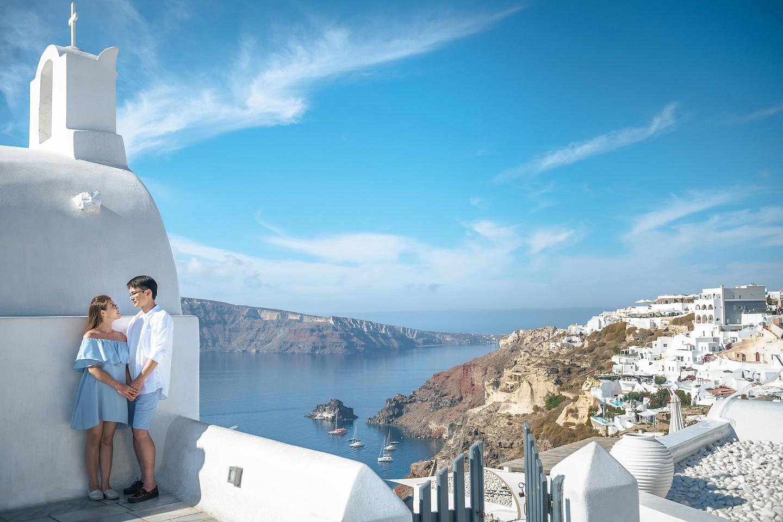 Oversea Pre-Wedding Shoot - Ikin Yum Photography
