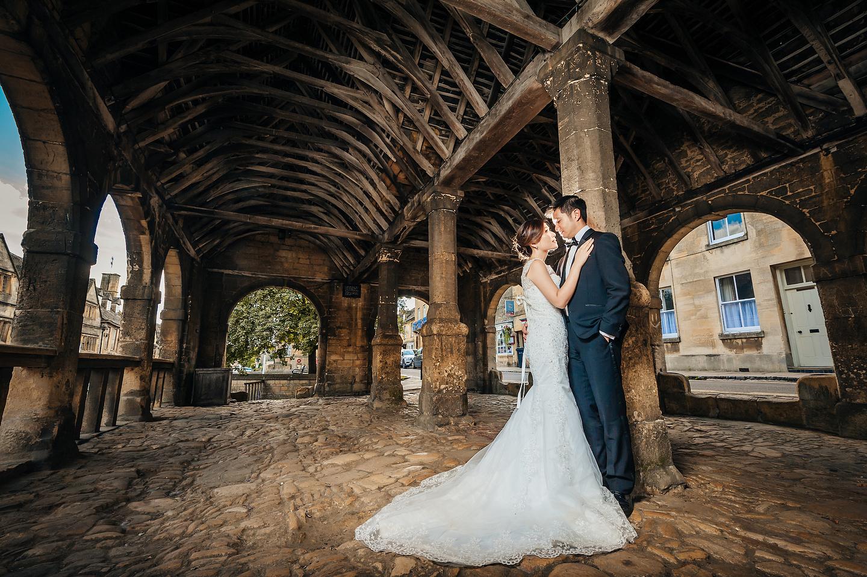 UK London Pre-Wedding Shoot - Ikin Yum Photography