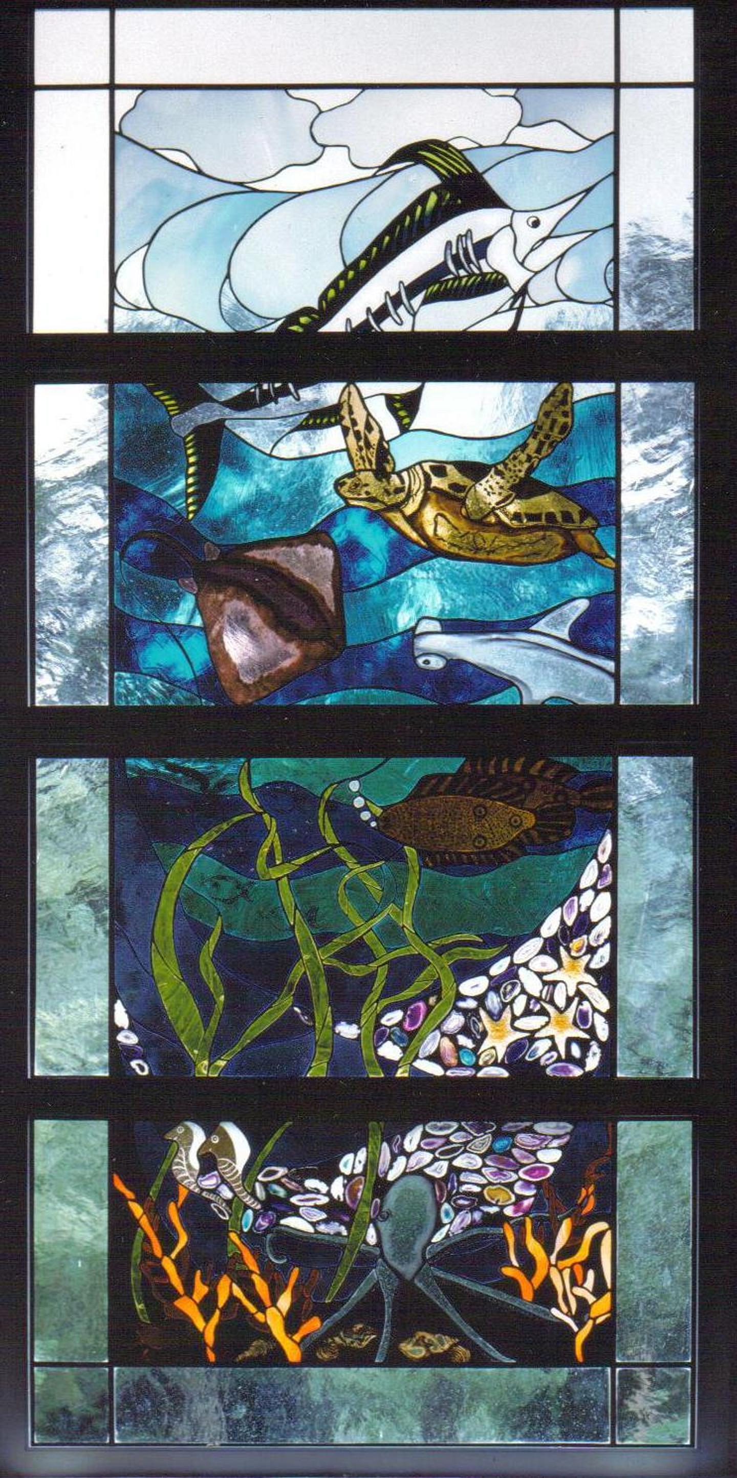 Coastal Life window