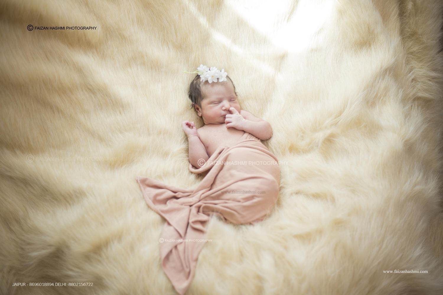 Newborn Photography Jaipur