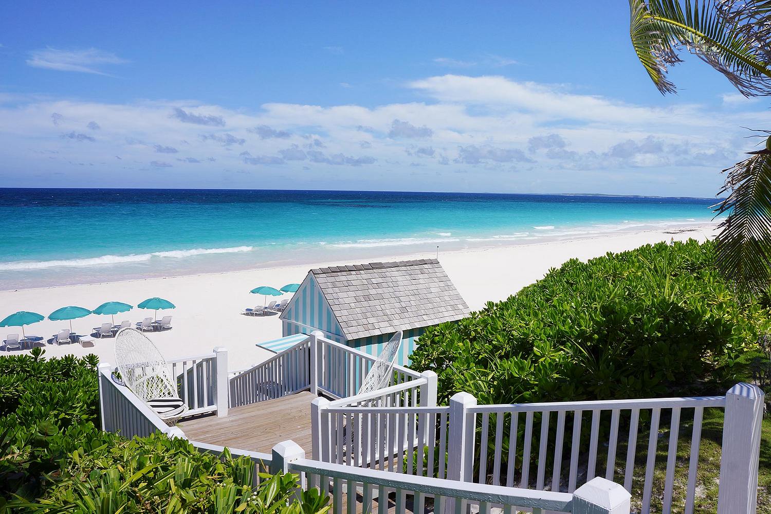 The Dunmore Beach Hotel, Harbour Island, Bahamas