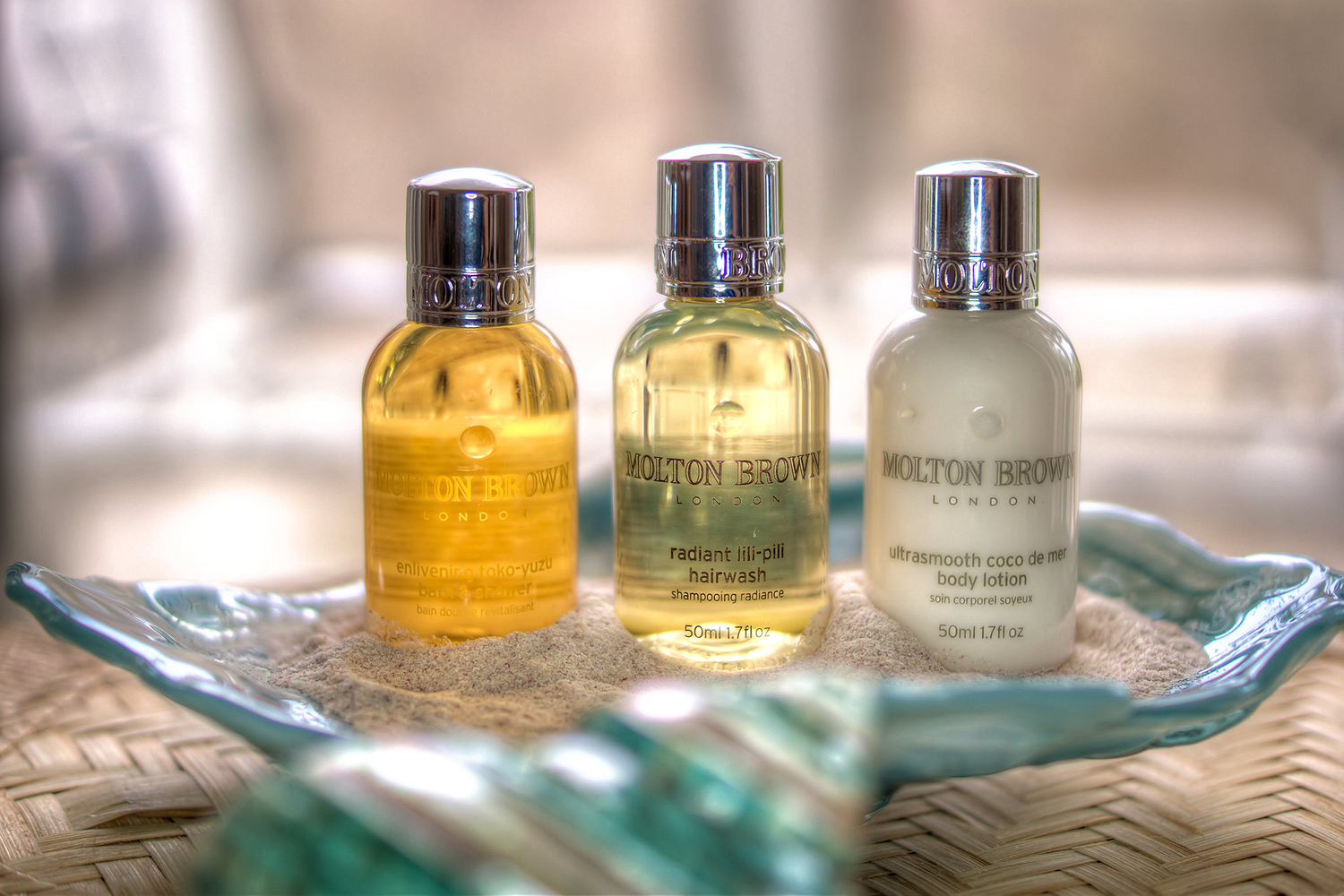 Molton Brown Bath Products