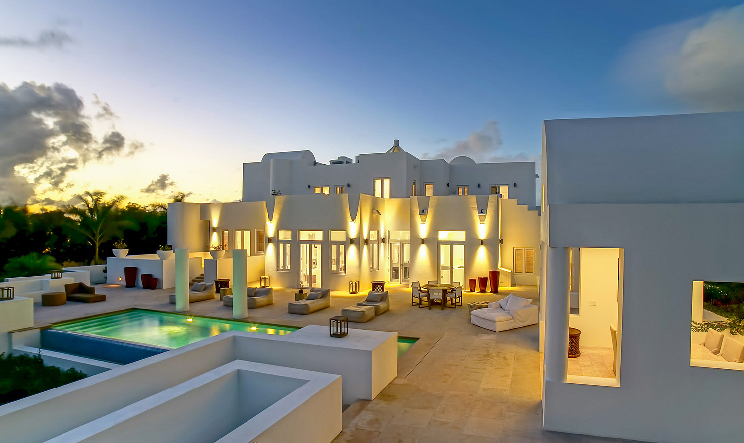 Villa Patio, The Residences by CuisinArt, Anguilla