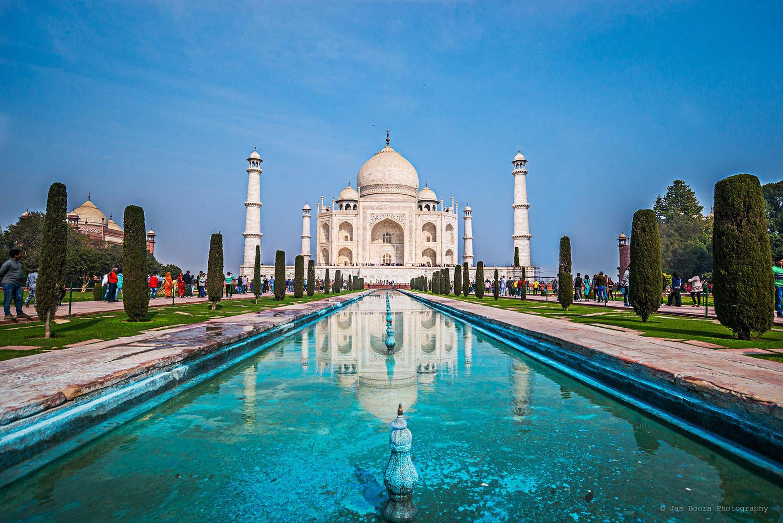 Taj of Wonder