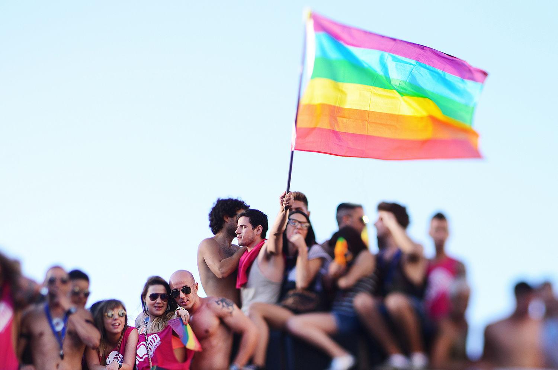 Madrid Gay Pride Photo Gallery