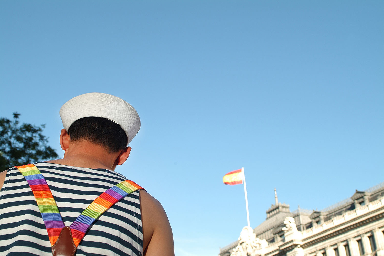 Madrid Gay Pride Photo Gallery