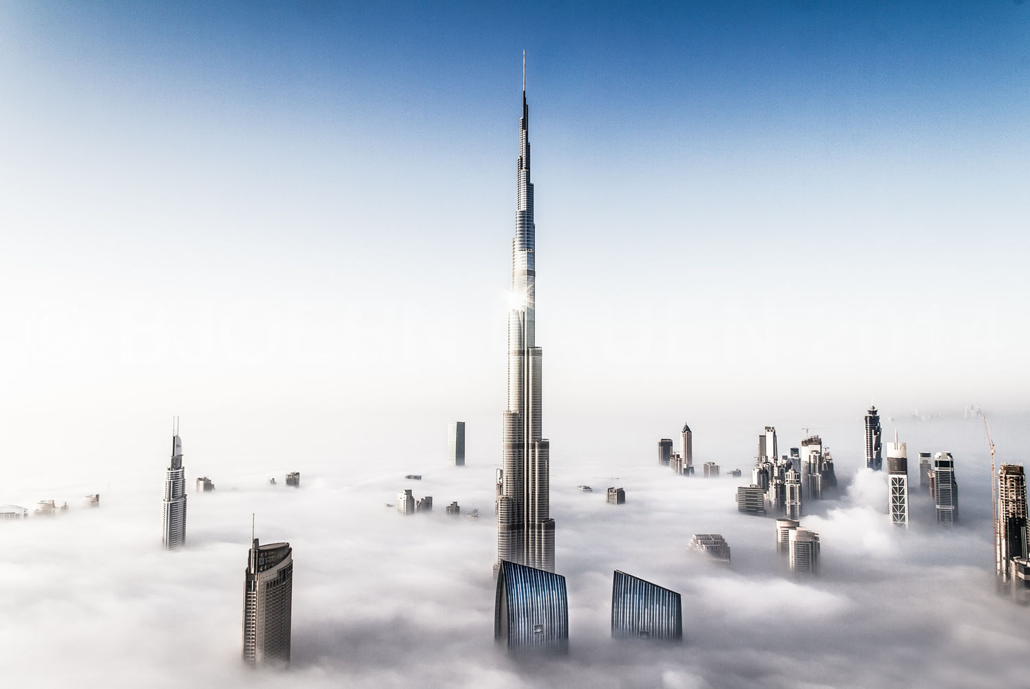 Burj Khalifa - Cloud 7