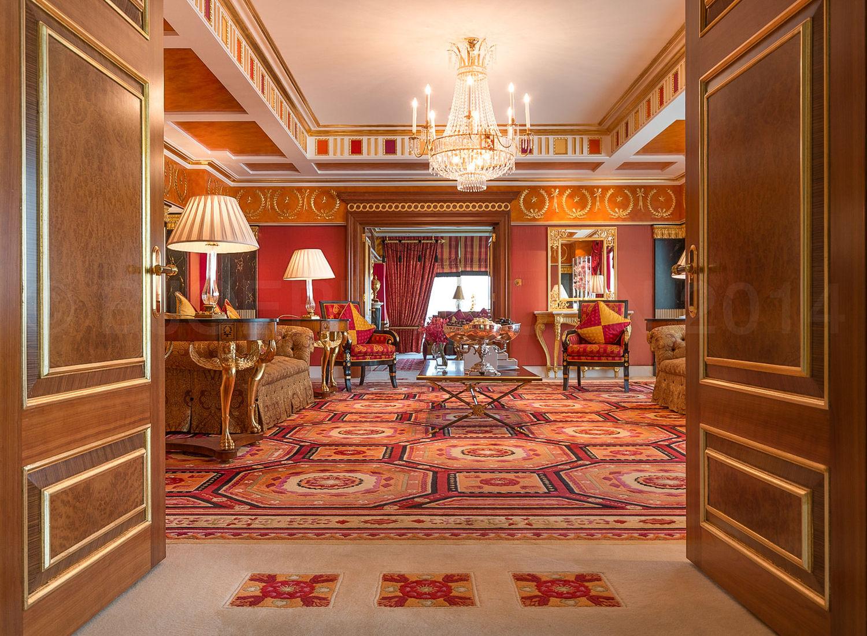 Burj Al Arab / Royal Suite