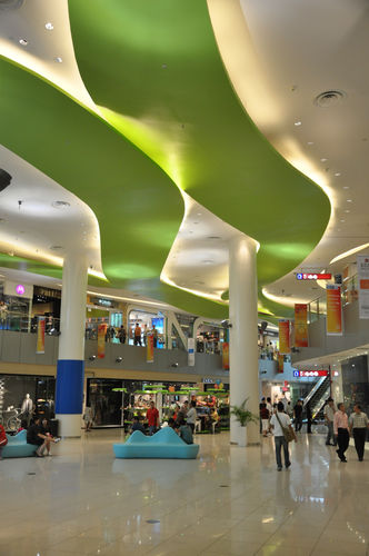 VivoCity, Singapore . shopping mall