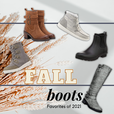 FALL BOOTS FAVORITES OF 2021