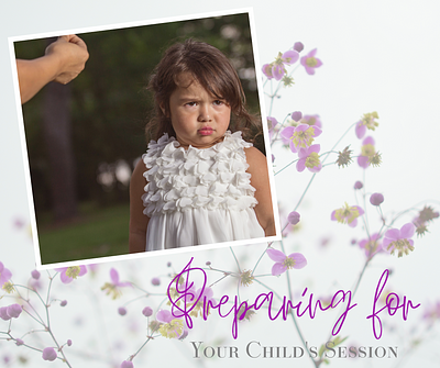 Preparing for Your Childs Session