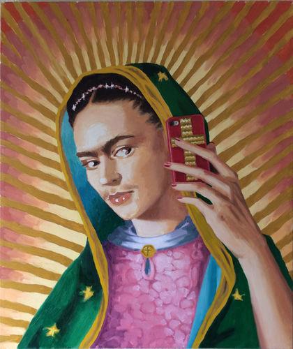 Frida, 2016