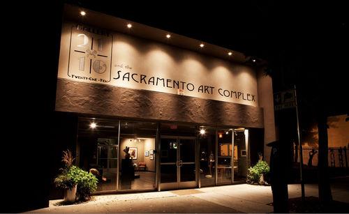 Gallery 2110, Sacramento, CA