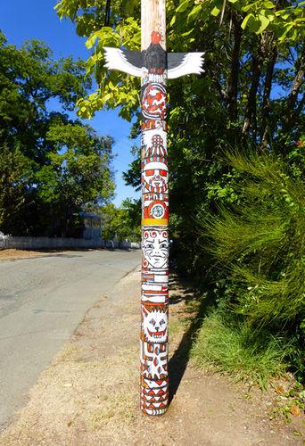 Totem Pole, Smartsville