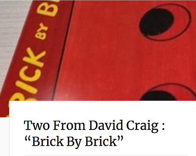 Brick Gets Reviewed by Four Color Apocalyspe