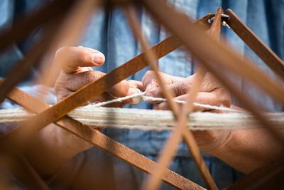 Christine Buzot • Arts textiles