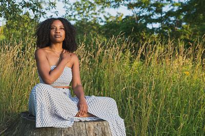 Danielle at Humboldt Park 6-23-21