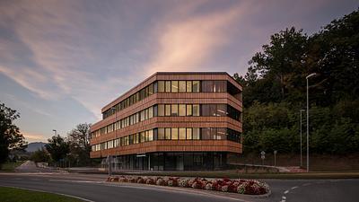 Office center Vrelec