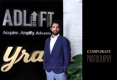 Corporate headshots & business professional portraits in Noida, Delhi, Gurgaon & NCR