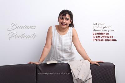 Corporate executive headshots, business portraits & professional profile photography in Noida, Delhi, Gurgaon & NCR
