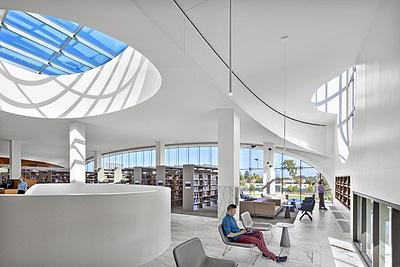 StarSilent: Costa Mesa Donald Dungan Library