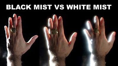 Comparing Diffusion Filters - Hoya Black Mist vs White Mist