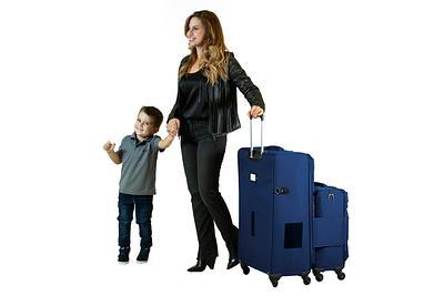 Tach luggage bag