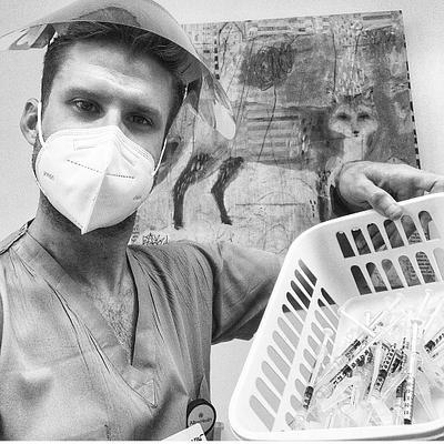 following the thread (vaccinator) :: hospitalist
