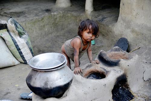 Kosi River Basin, Saharsa, Bihar