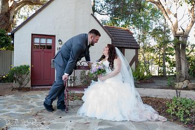 Pierpont Inn Wedding  Nicole+Brandon